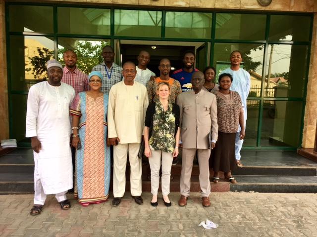 12. Abuja team